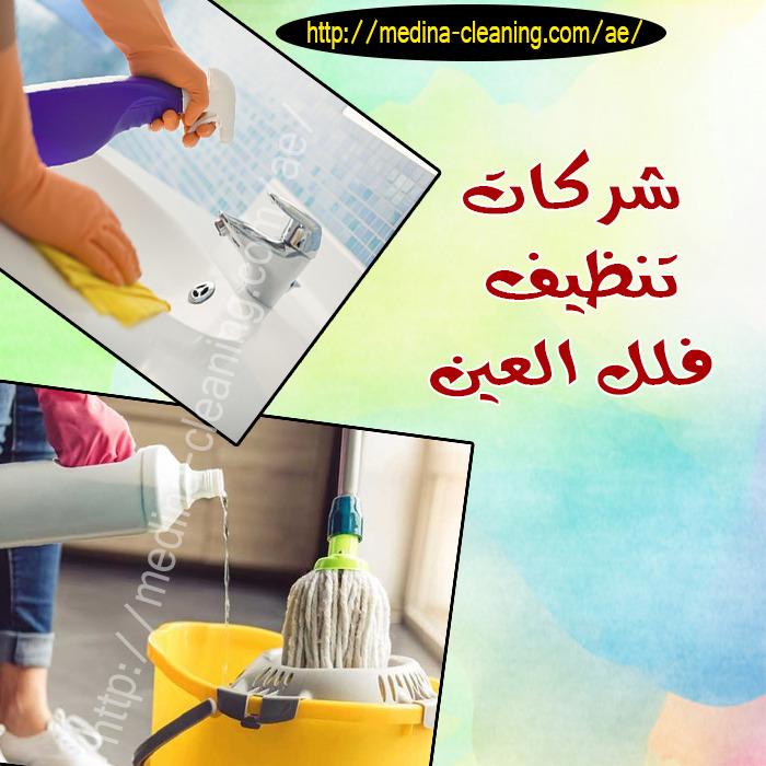 شركة تنظيف فلل بالعين